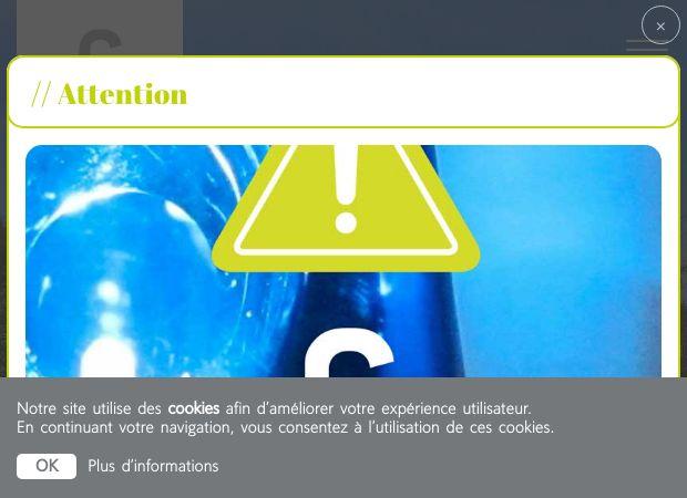 Screenshot: Homepage Gemeinde Junglinster